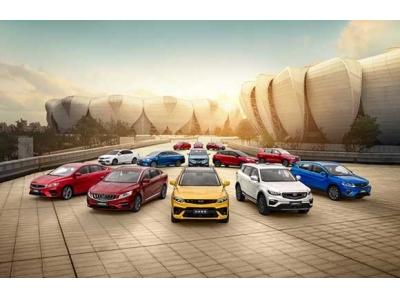 三年位居中国品牌乘用车第一